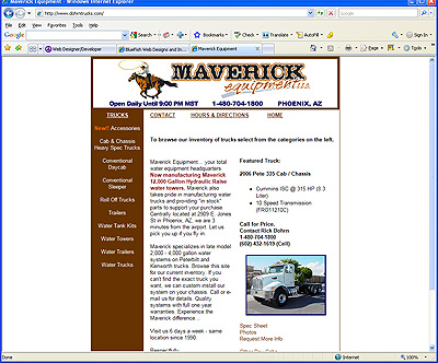 Maverick Equipment